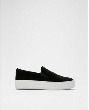 Express steve madden gills platform sneakers