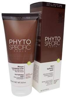 Phyto Specific Rich Hydration Mask, 6.8 Oz..