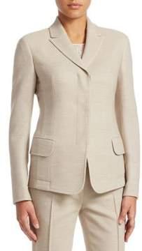 Akris Oklahoma Tailored Jacket