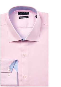 Tailorbyrd Trim Fit Non-Iron Dress Shirt