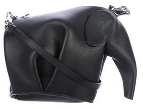 Loewe Leather Elephant Mini Bag