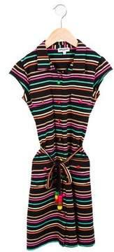 Sonia Rykiel Girls' Striped Dress