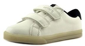 Carter's Jacob Youth Round Toe Synthetic White Sneakers.