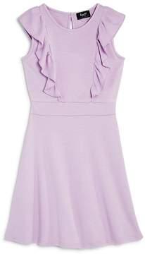 Bardot Junior Girls' Ruffled A-Line Dress - Big Kid