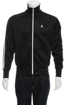 Todd Snyder x Champion Embroidered Zip-Front Sweatshirt