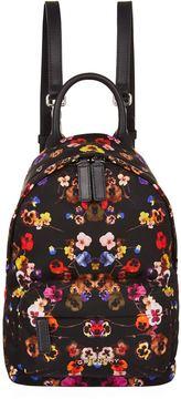 Givenchy Nano Floral Print Backpack
