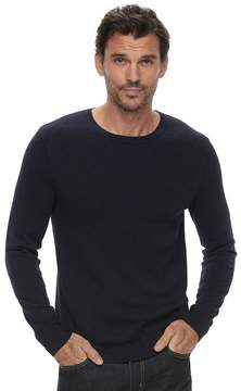 Marc Anthony Men's Slim-Fit Heathered Crewneck Sweater