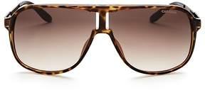 Carrera New Safari Aviator Sunglasses, 62mm
