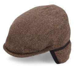 Saks Fifth Avenue Classic Ivy Wool Cap