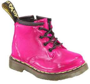 Dr. Martens Unisex Infant Brooklee B 4-Eye Lace Boot
