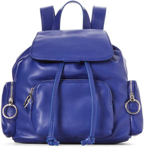 French Connection Blue Depths Henley Small Backpack