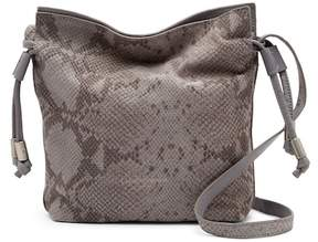 Liebeskind Berlin Norwalk Snake Embossed Bucket Bag