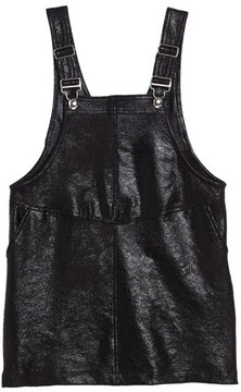 Blank NYC Girl's Blanknyc Overall Dress