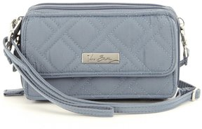 Vera Bradley All In One Multifunction Cross-Body Bag - CHARCOAL - STYLE
