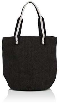 Barneys New York WOMEN'S DENIM BUCKET BAG