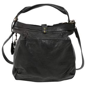 Vanessa Bruno Black Leather Handbag