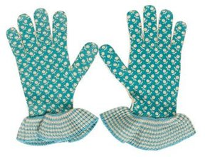 Marc by Marc Jacobs Wool Patterned Gloves