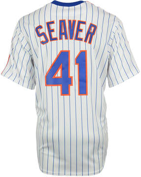 Majestic Men's Tom Seaver New York Mets Cooperstown Replica Jersey