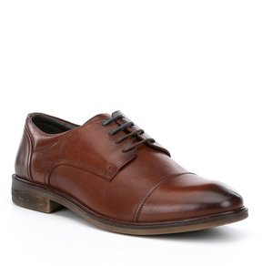Josef Seibel Men s Myles 19 Cap-Toe Shoes