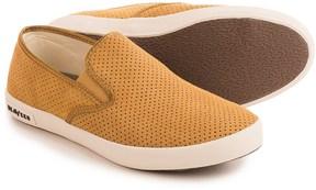 SeaVees 02/64 Baja Varsity Sneakers - Suede, Slip-Ons (For Women)