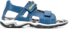 Roberto Cavalli touch strap sandals