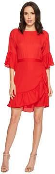 Bobeau B Collection by Astrid Apron Dress Women's Dress