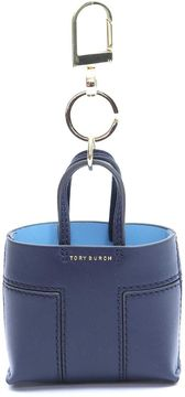 Tory Burch Shopper Key Chain - TORY NAVY - STYLE