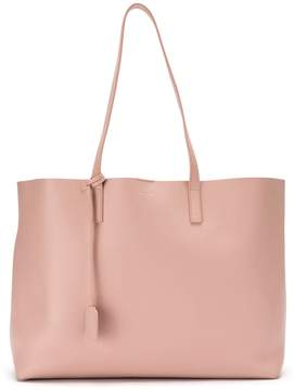 Saint Laurent large shopper tote - PINK & PURPLE - STYLE