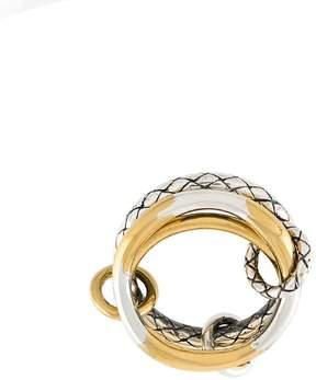 Bottega Veneta 3-way ring