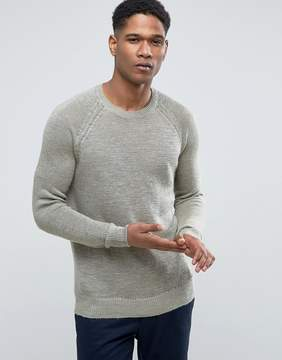 Esprit 100% Linen Raglan Sleeve Sweater