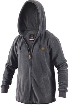 Rip Curl Men's Alpine Anti Series Polar Fleece Full-Zip Hoodie