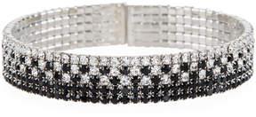 Fragments for Neiman Marcus Black Crystal Pavé Bracelet