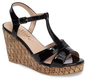 Callisto Women's Teluride Platform Wedge Sandal