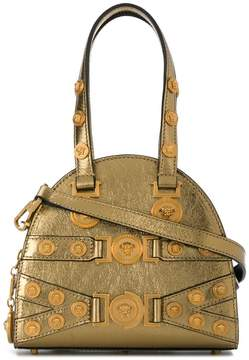Versace studded Medusa shoulder bag