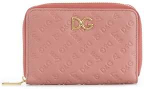 Dolce & Gabbana small zip-around wallet