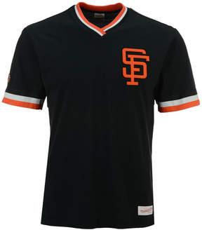 Mitchell & Ness Men's San Francisco Giants Coop Overtime Vintage Top