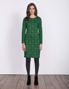 Boden Guinevere Jacquard Dress