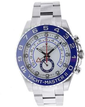 Rolex Yacht Master II 116680 Stainless Steel 44mm Watch