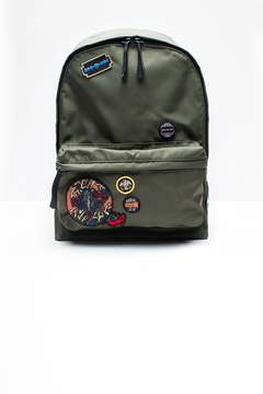 Zadig & Voltaire Normaud Nylon Patch Backpack