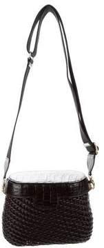 Edie Parker Jane Basket Bag
