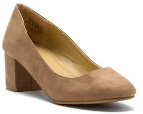 Wanted Women's Block Heel Pumps amelia.