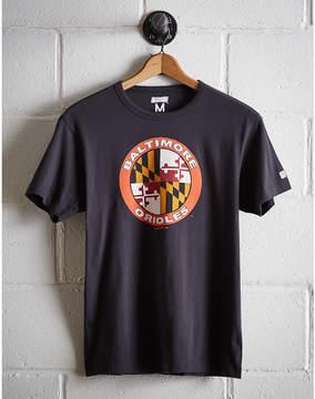 Tailgate Men's Baltimore Orioles Flag T-Shirt