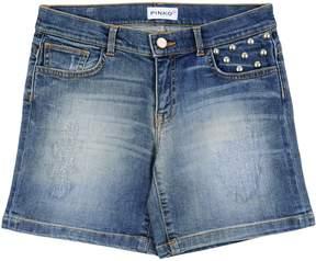Pinko UP Denim shorts