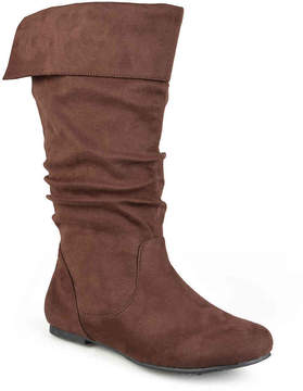 Journee Collection Women's Shelley-3 Wide Calf Boot