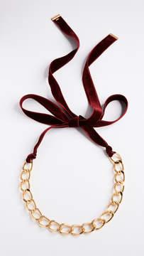Chan Luu Wine Necklace