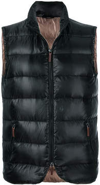 Paoloni padded gilet