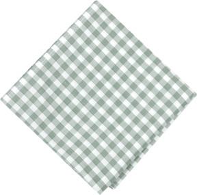 Brunello Cucinelli Oxford Check Pocket Square