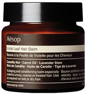 Aesop Violet Leaf Hair Balm.