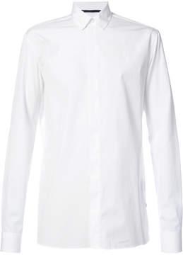 Haider Ackermann concealed fastening shirt