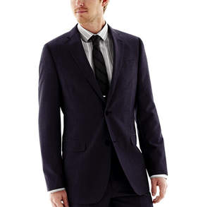 Jf J.Ferrar JF End on End Suit Jacket - Classic Fit